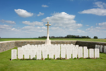 Serre Road Commonwealth Graves
