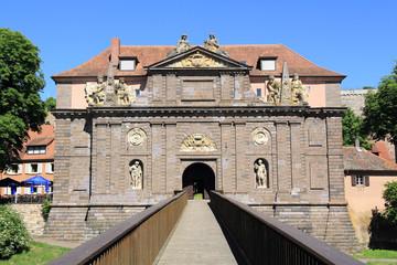 La Porte du Rhin à Breisach en Allemagne