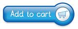 ADD TO CART Web Button (e-shopping order basket buy now online)