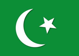Islam, Symbol, Flagge