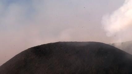 Attività stromboliana Etna