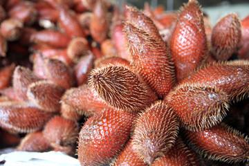 Salacca Fruit.