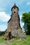 Velhartice castle - tower