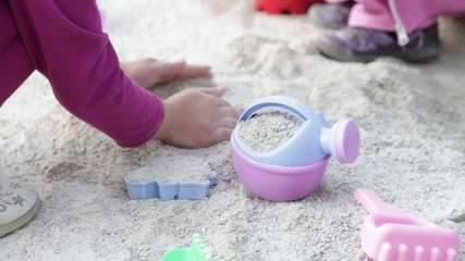 Let´s make a sandcastle