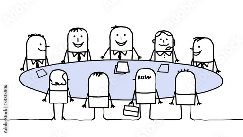 teamwork & meeting