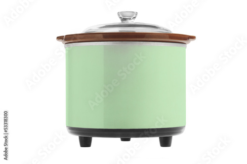 Green Electric Cooker