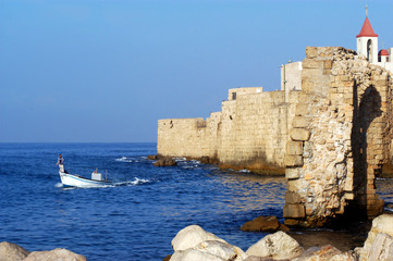 Acre Akko Israel