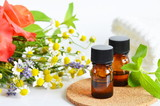 aromatherapy oils with herbs