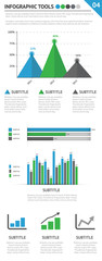 Awesome infographic tools set 4 of 4