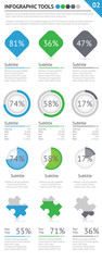 Awesome infographic tools set 2 of 4