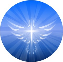 Dove Representing God's Holy Spirit