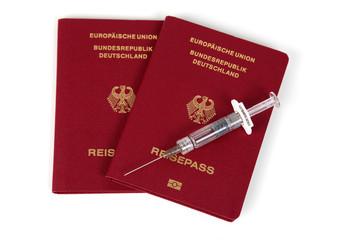 Impfung für die Reise
