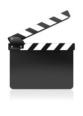 Film slate board