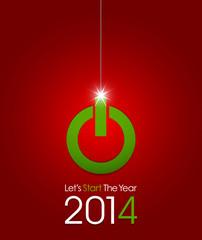 Start New Year 2014