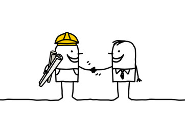 foreman handshake