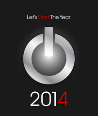 Happy New year start 2014