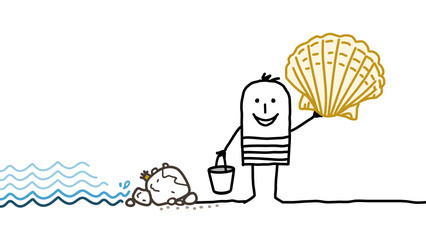 shell & sea