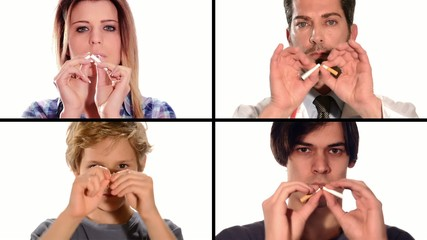 anti-smoking video