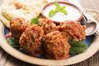 Persische Hackfleischbällchen mit Joghurt