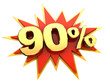 special offer ninety percent