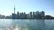Toronto skyline, Canada