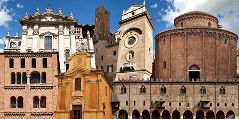 Mantova, patchwork monumenti