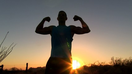 Silhouette Muscle