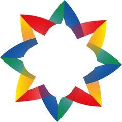 logo stella a colori