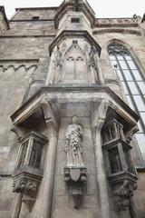 Esterno del Duomo di Bolzano