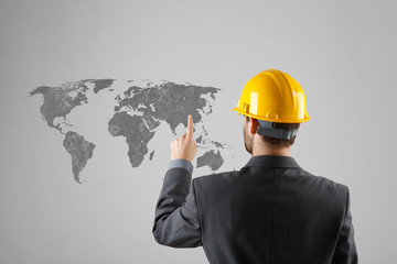 Offshoring concept