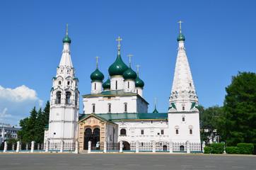 Церковь Ильи Пророка в г. Ярославль.