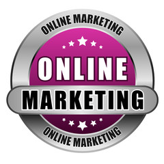 5 Star Button pink ONLINE MARKETING DTO DTO