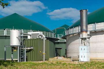 Biogasanlage 2972
