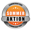 5 Star Button orange SOMMER AKTION SA SA