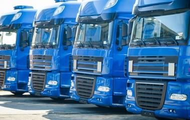 LKW Flotte, Laster