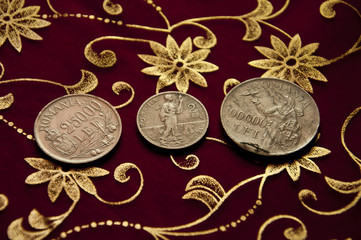 Royal coins from Romania