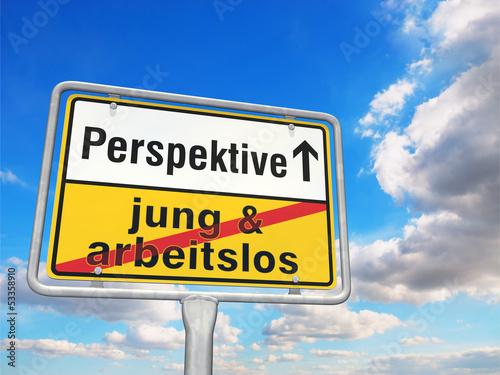 Perspektive statt jung & arbeitslos