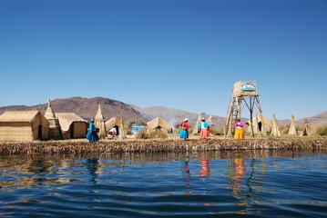 Titiacaca Lake, Peru