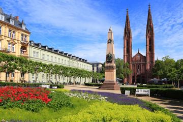 Wiesbaden (Luisenplatz, 2013)