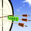 2013 Target Shows Business Plan Forecast