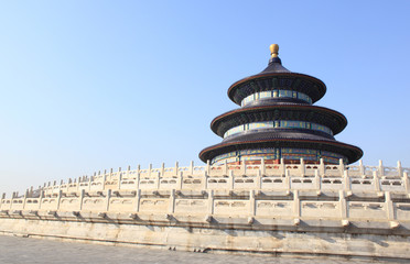 Beijing Temple of Heaven Building