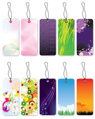 New style bookmark designs