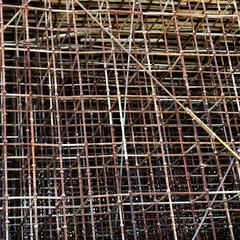 Temporary scaffold