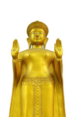 Golden Buddha of Tawa Ravadee