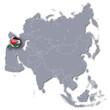 Asienkarte_Jordanien