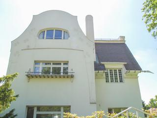 Glueckert House in Darmstadt