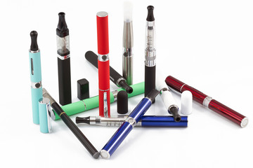 E-cigarette color collection