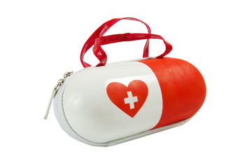 Small medica first aid kit - children bag