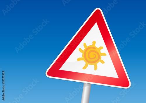 Vorsicht Sonne!