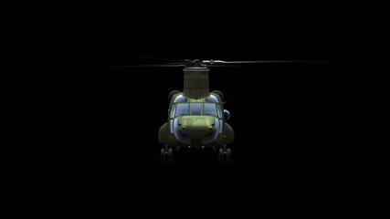 Helicopter СH-47 Сhinook (matte)